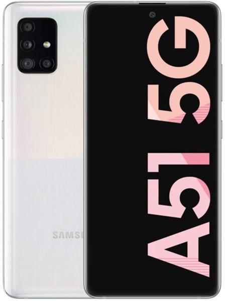 Samsung Galaxy A51 5G Dual Sim A516B 128GB White (8GB RAM)