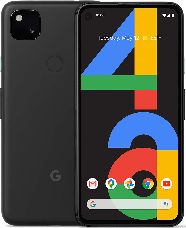 Google Pixel 4a G025N 128GB Black (6GB RAM)