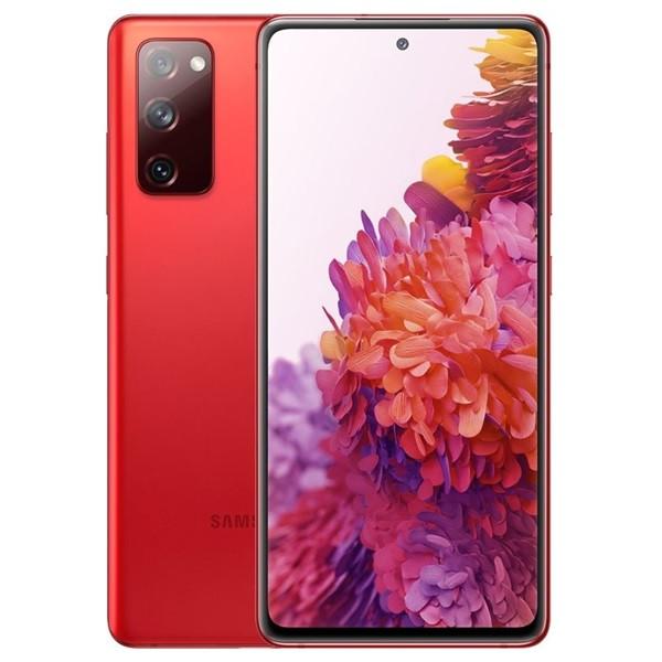 Samsung Galaxy S20 FE 4G Dual Sim G780FD 128GB Red (8GB RAM)