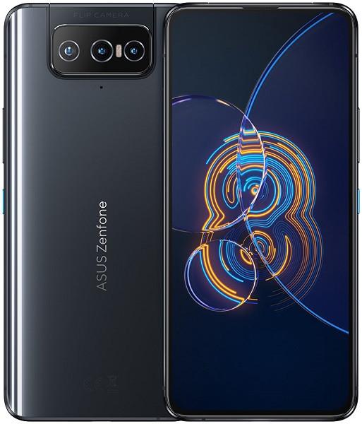 Asus ZenFone 8 Flip 5G Dual Sim ZS672KS 128GB Black (8GB RAM)