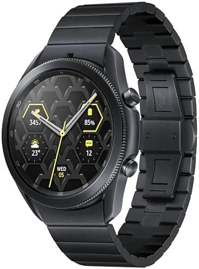 Samsung Galaxy Watch 3 Bluetooth R840 45mm Titanium Black