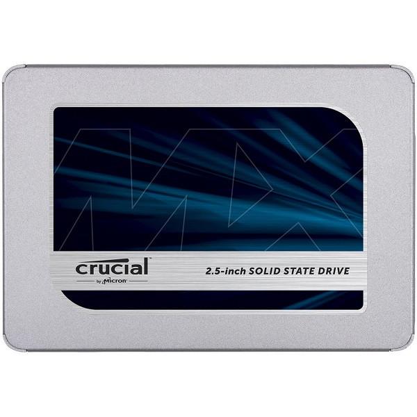 Crucial MX500 500GB SSD (CT500MX500SSD1)