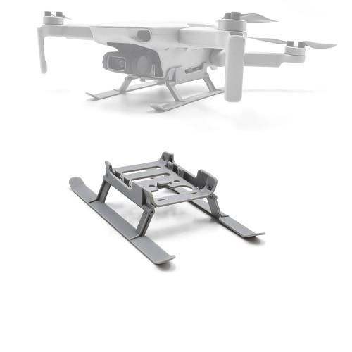 STARTRC 1106837 Shockproof Quick Release Anti-collision Landing Gear Height Extender Holder for DJI Mini 2 / Mavic Mini (Grey)