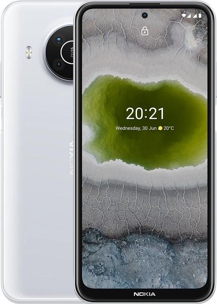 Nokia X10 5G TA-1332 Dual Sim 128GB White (6GB RAM)