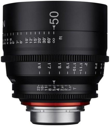 Samyang Xeen 50mm T1.5 (M4/3) фото