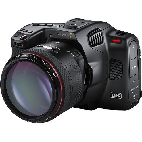 Blackmagic Design Pocket 6K Pro Cinema Camera (Canon EF)