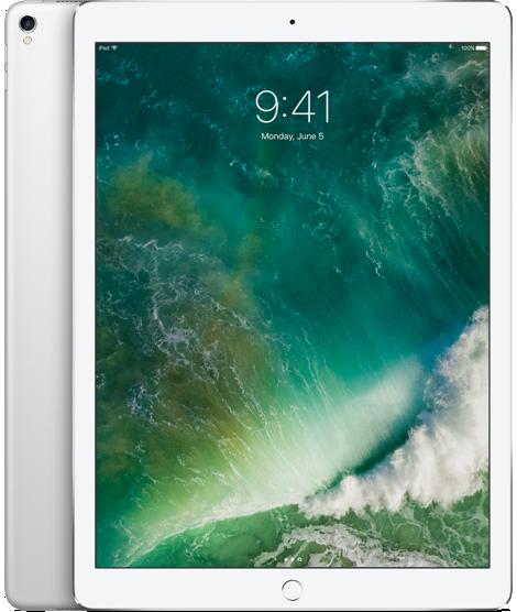 Apple iPad Pro 10.5 4G 64GB Silver (HK)