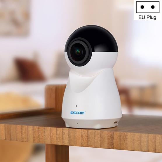 ESCAM QP720 H.265 1080P 720 Degree Panoramic WIFI IP Camera - EU Plug