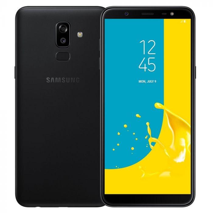 Samsung Galaxy J8 (2018) J810YD Dual Sim 32GB Black