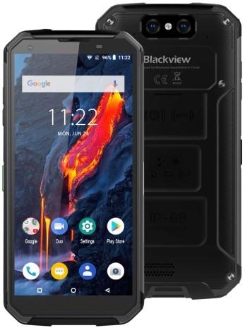 Blackview BV9500 Plus Dual Sim 64GB Black (4GB RAM)