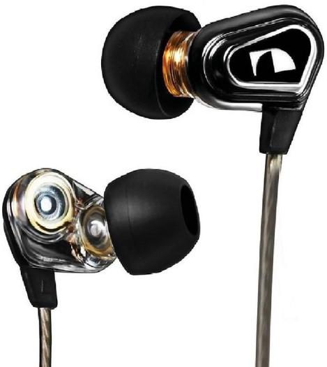 Nakamichi NEP-MV18 Dual HD In-ear Earphones