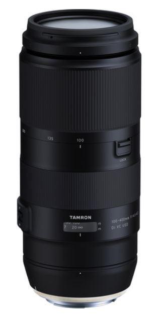 Tamron 100-400mm F4.5-6.3 Di VC USD(A035) (Canon)