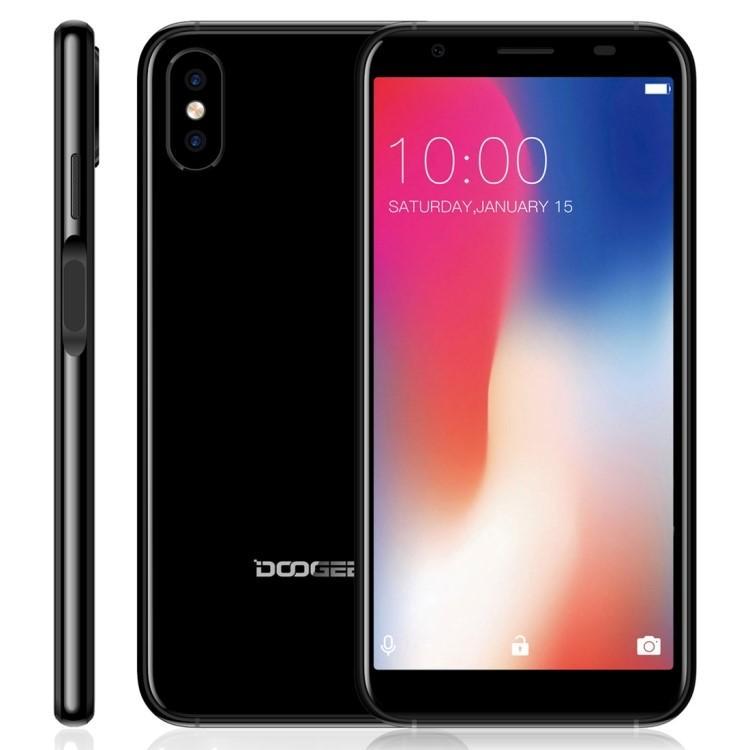 Doogee X55 Dual Sim 16GB Black (1GB RAM)
