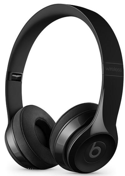 Beats Solo 3 Wireless Headphone Jet Black