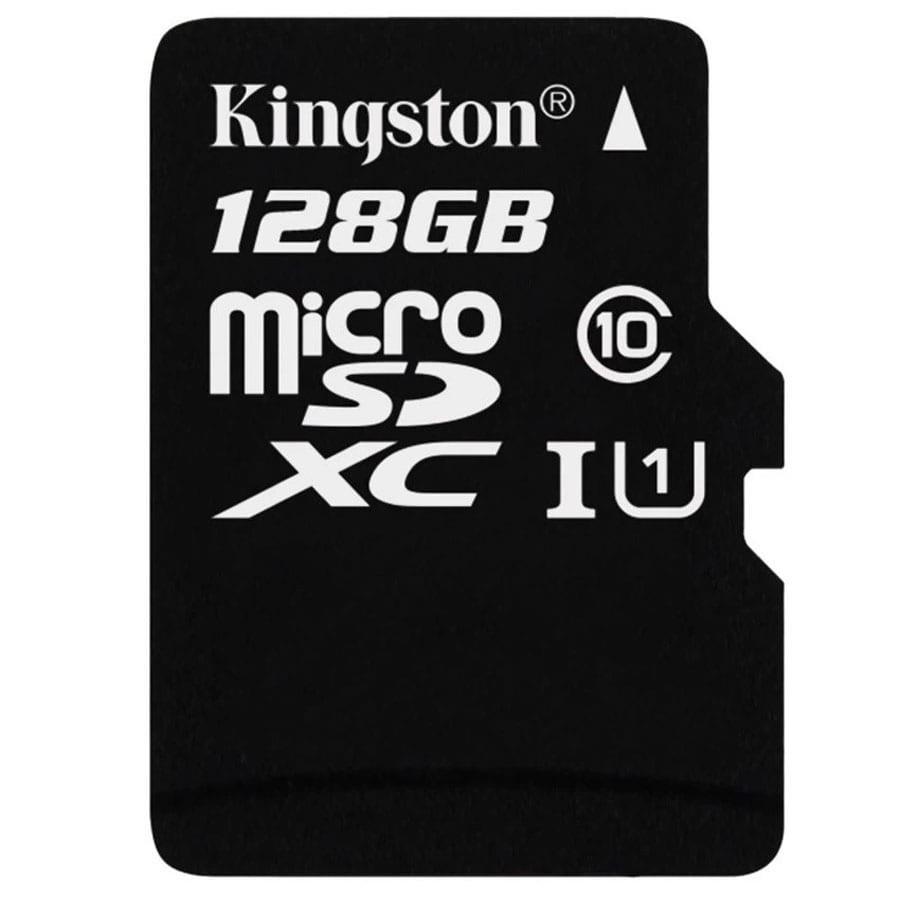 Kingston 128GB T-Flash 80MB/s