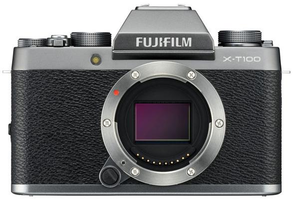 Fujifilm X-T100 Body (Dark Silver)