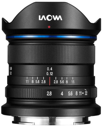 LAOWA 9mm F/2.8 Zero-D (Canon M)