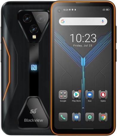 Blackview BL5000 5G Dual Sim Game Rugged Phone 128GB Orange (8GB RAM)