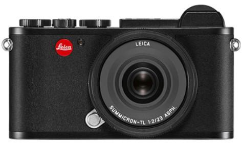Leica CL (Black) w/ TL 18mm f2.8
