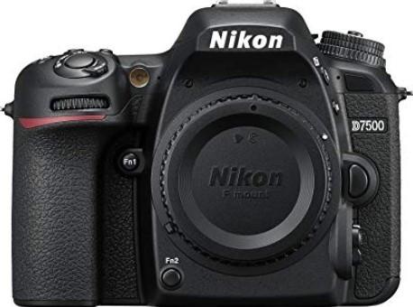 Nikon D7500 Camera (kit box) (Body Only).