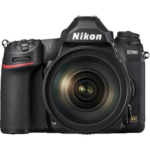 Nikon D780 Kit (NIKKOR 24-120mm f/4G ED VR)