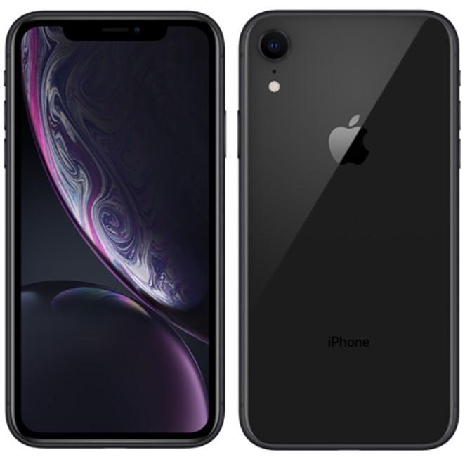 Apple iPhone XR A2108 Dual Sim 256GB Black фото