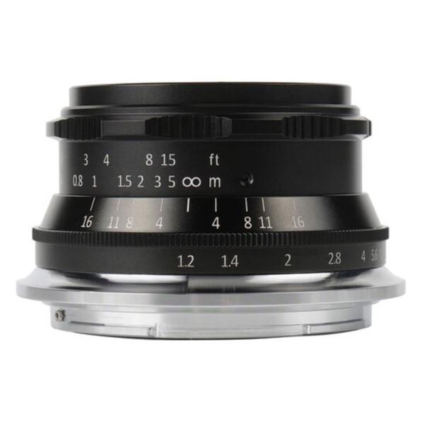 7Artisans 35mm F1.2 Mark II (Nikon Z)