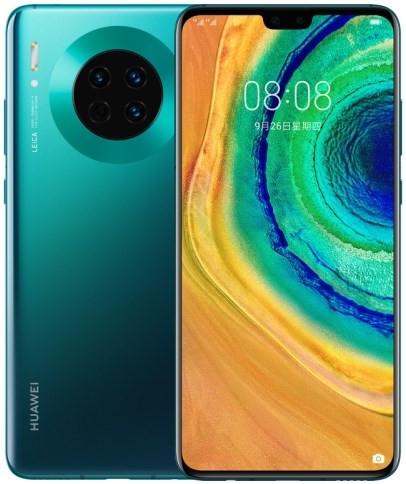 Huawei Mate 30 TAS-AN00 Dual Sim 128GB Emerald Green (8GB RAM) - 5G