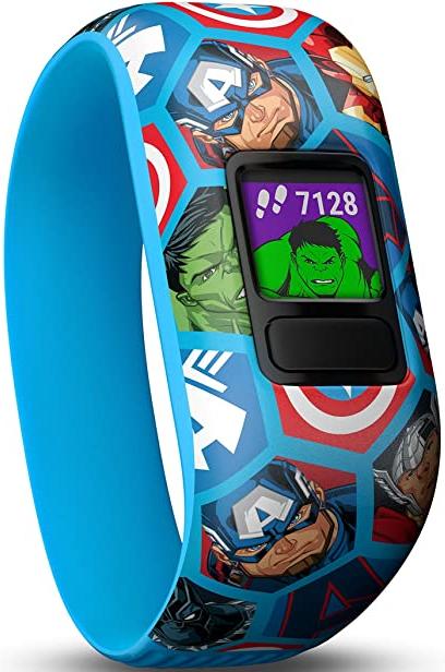Garmin Vivofit JR 2 Kids Fitness Tracker (Avengers)