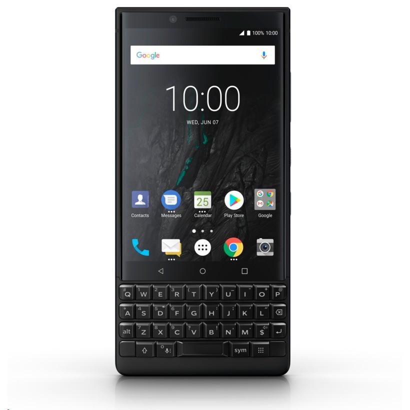Blackberry Key2 BBF100-6 Dual Sim 128GB Black (6GB RAM) фото