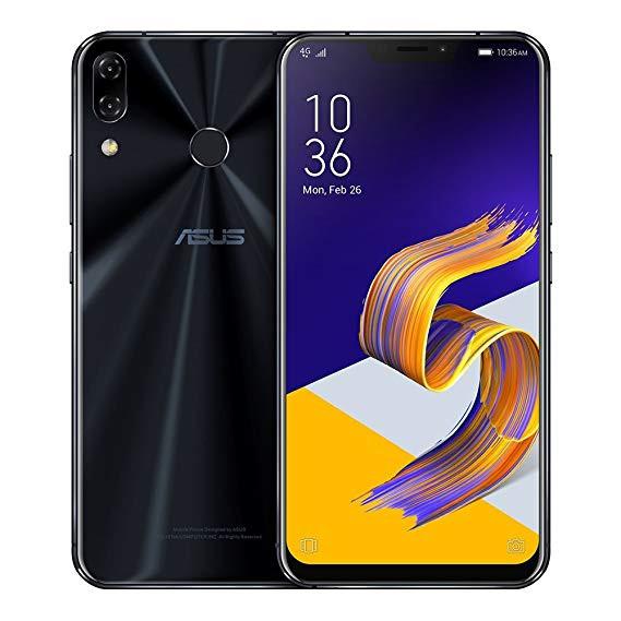 Asus Zenfone 5Z ZS620KL 64GB Midnight Blue (4GB Ram)