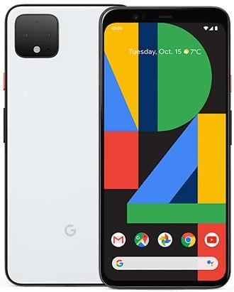 Google Pixel 4 XL G020J 64GB White (6GB RAM) фото