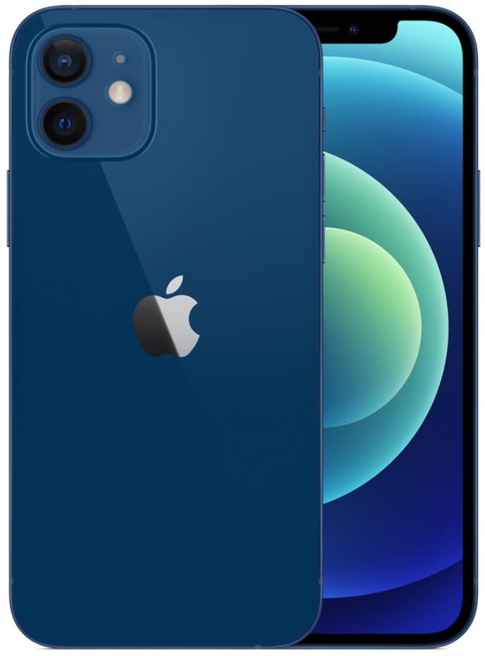 Apple iPhone 12 5G 128GB Blue (eSIM)