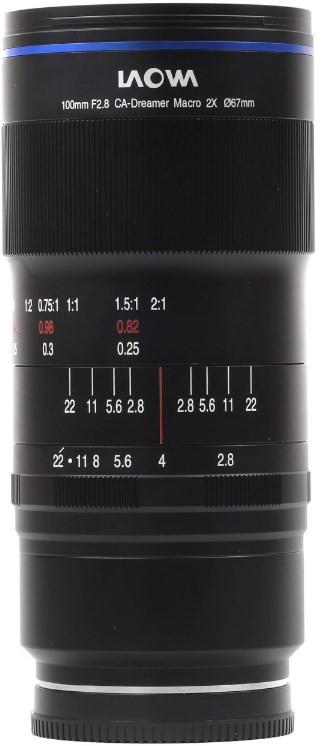 LAOWA 100mm f/2.8 2x Ultra Macro APO (Sony FE)