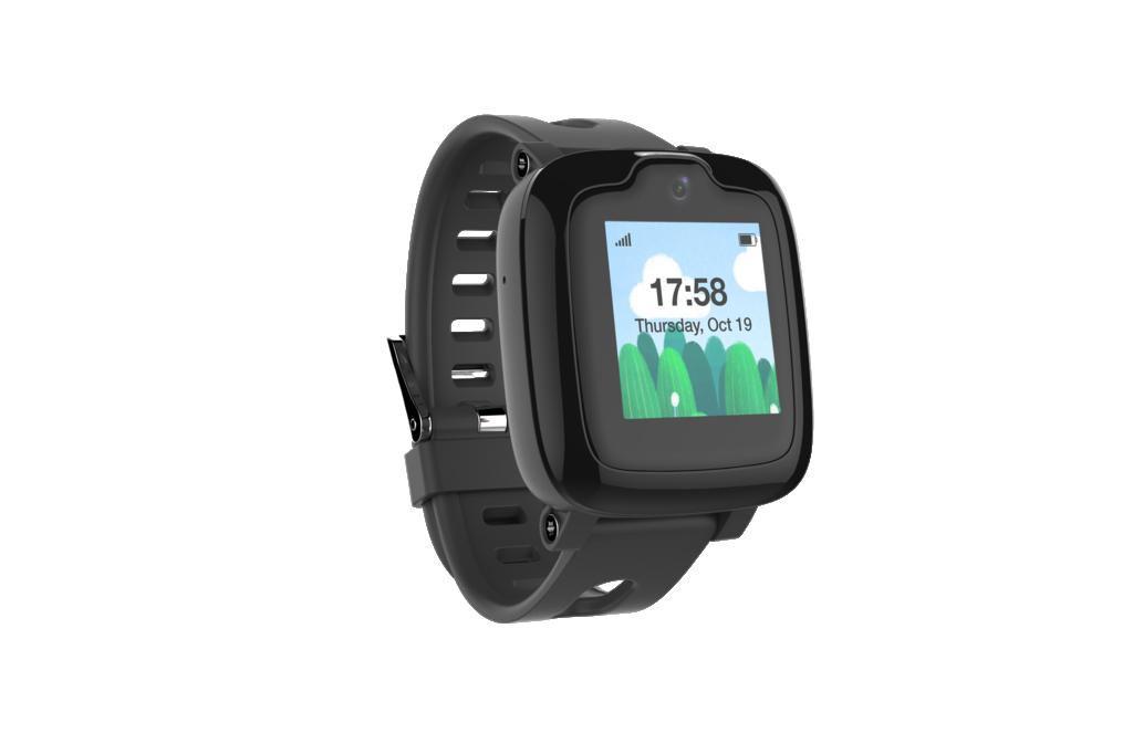Oaxis Kids myFirst Fone S2 Smatwatch Black
