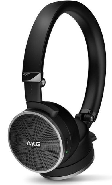 AKG N60NC Noise Canceling Premium Headphones