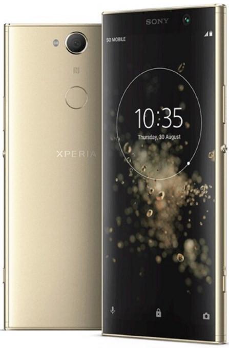 Sony Xperia XA2 Plus H4413 Dual Sim 32GB Gold