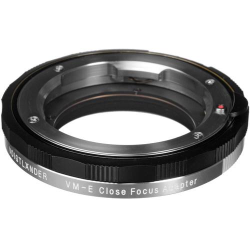 Voigtlander VM-E Close Focus Adaptor