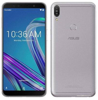 Asus Zenfone Max Pro ZB602KL Dual Sim 64GB Silver (6GB RAM)