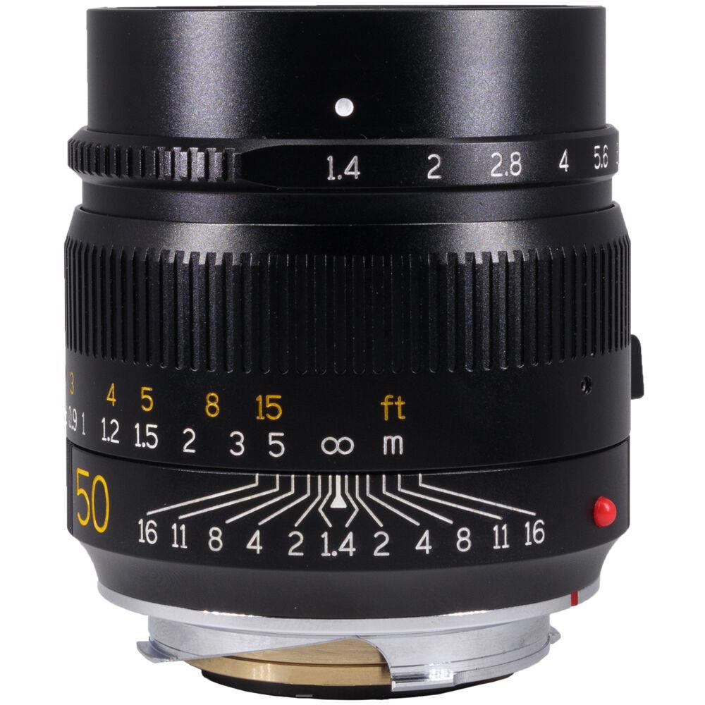 TTArtisan 50mm F1.4 (Leica M)