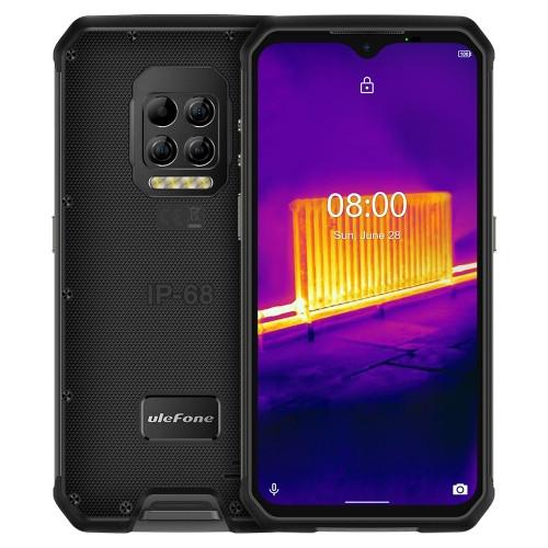 Ulefone Armor 9 Rugged Phone Dual Sim 128GB Black (8GB RAM)