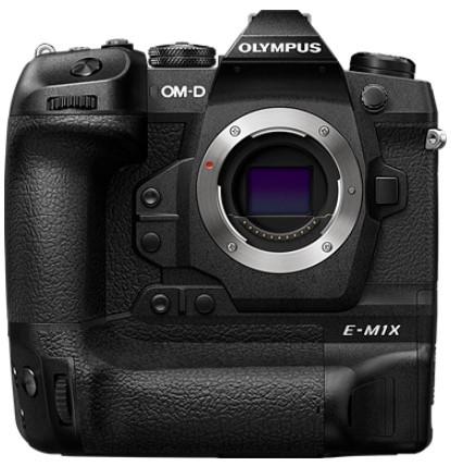 Olympus OM-D E-M1X Camera (Body Only)