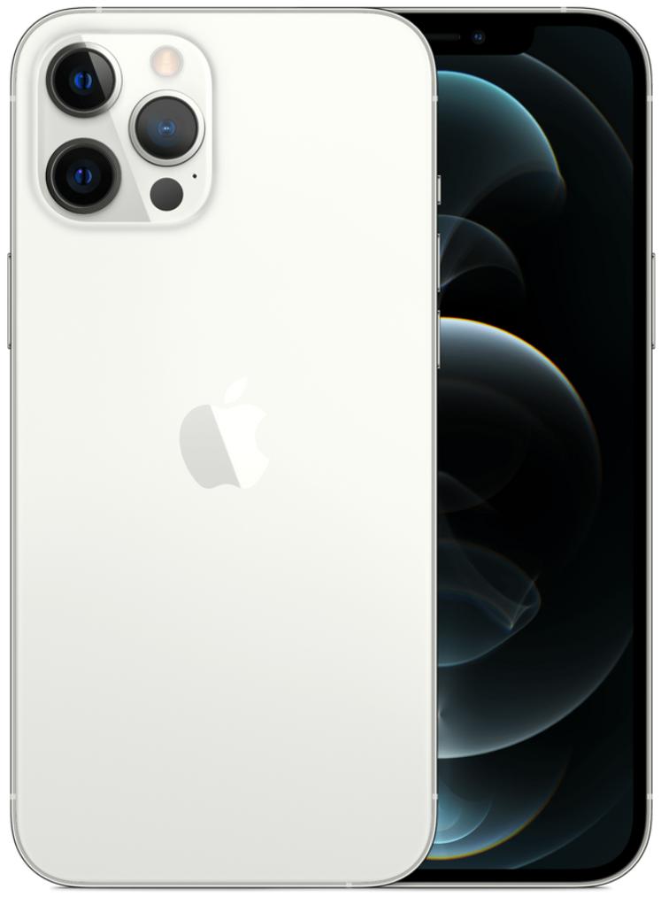 Apple iPhone 12 Pro Max 5G 256GB Silver (eSIM)