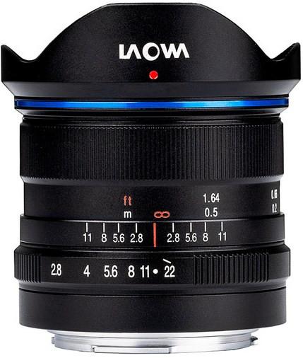 LAOWA 9mm f/2.8 Zero-D (M4/3)