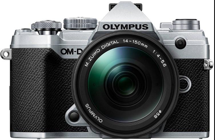 Olympus OM-D E-M5 III (14-150 II) Silver