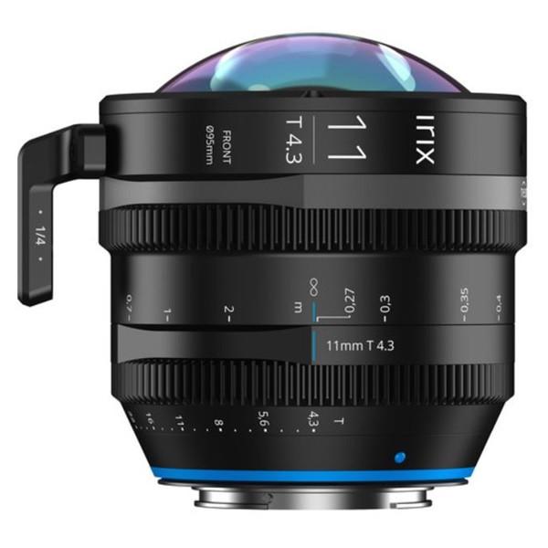 Irix Cine 11mm T4.3 (Canon) Meter