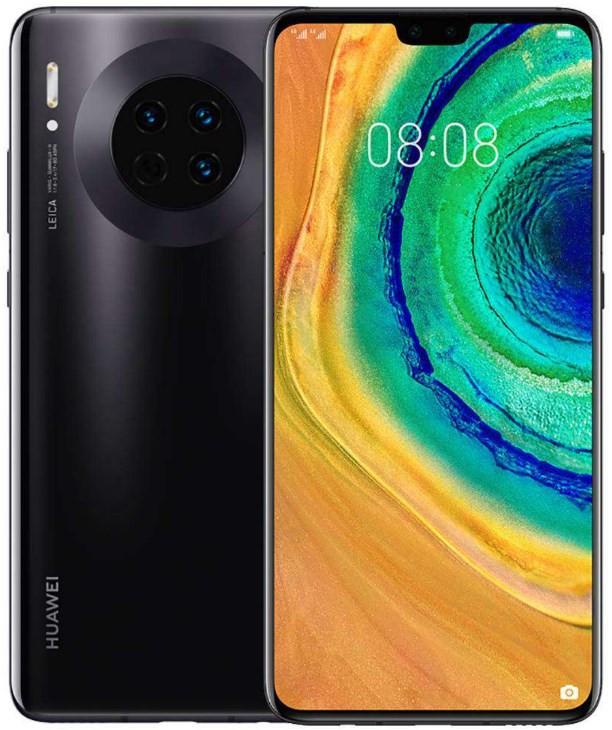 Huawei Mate 30 TAS-L29 Dual Sim 256GB Black (8GB RAM)