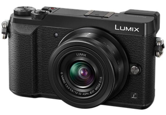 Panasonic Lumix DMC-GX7 II Kit (12-32mm) Black фото