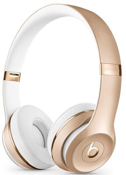 Beats Solo 3 Wireless Headphone Gold
