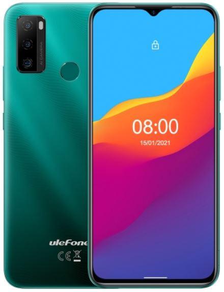 Ulefone Note 10 Dual Sim 32GB Green (2GB RAM)